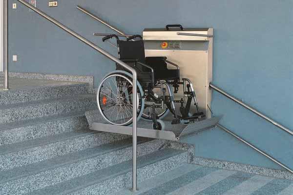 Montascale, ausili e ascensori per disabili Roma - Pronto Roma