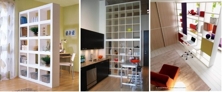 Pareti divisorie roma pronto roma - Divisori mobili per ambienti ...