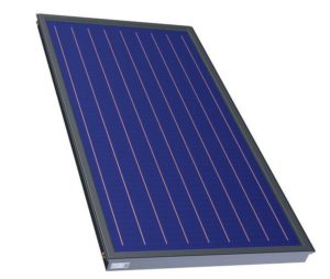 Pannello solare superficie piana